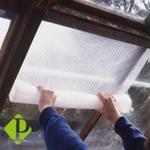 عکس نایلون حبابدار-ضربه گیر-مناسب برای اسباب کشی